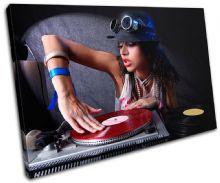 Girl Decks Turntables DJ Club - 13-1825(00B)-SG32-LO